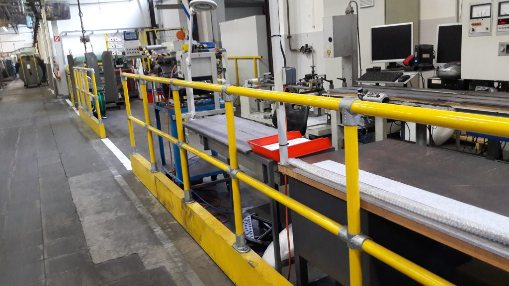 Kee Klamp Rohrverbinder in der Industrie