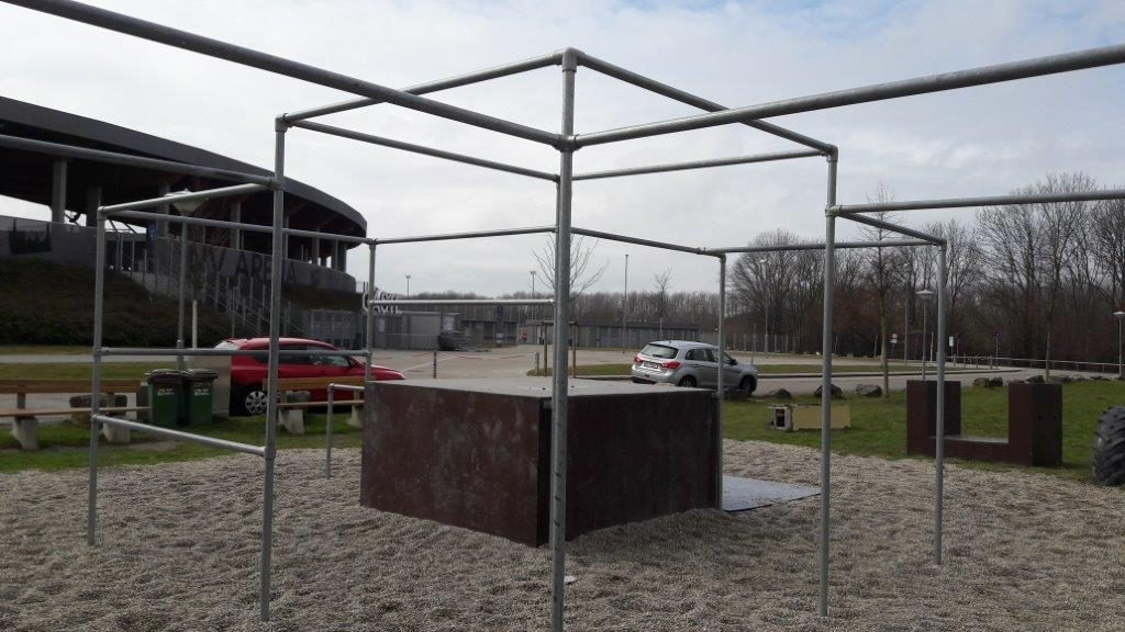 Kee Klamp im Sport: Freerunning Park St.Pölten