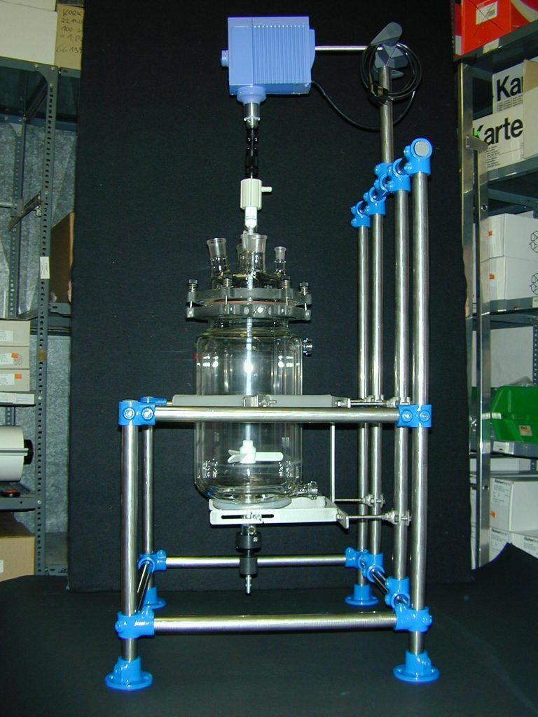 Kee Klamp Rohrverbinder für Maschinenhersteller