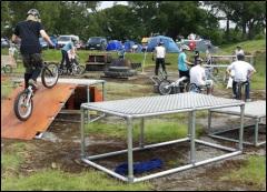 Kee Klamp im Sport auch für Skater und BikEr