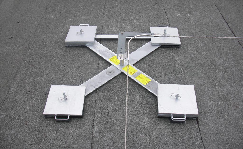 Wireanka mobile Seilsicherung Detailansicht